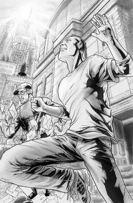 Página 1 para Infinity Inc. nº12 de DC Comics