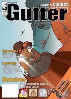 Portada de Gutter 9