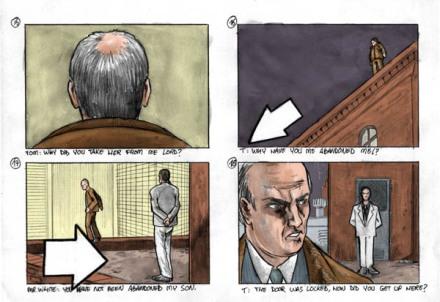 Storyboard de 2008